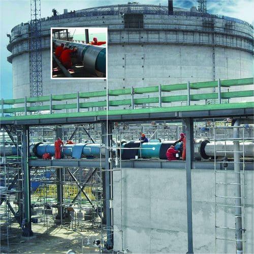 Теплоизоляция трубопроводов – эффективный метод в энергосбережении