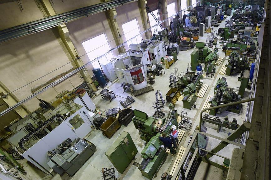 Модернизированные обрабатывающие центры для производства винтовых компрессорных блоков