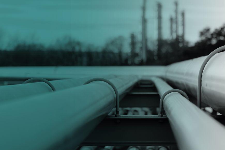 Обнаружение утечек на трубопроводах