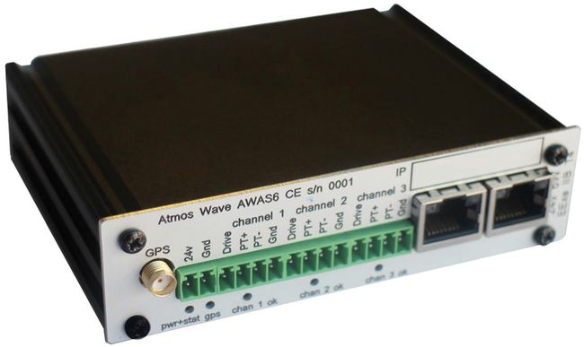 AWAS-6 – модуль сбора данных СОУ Atmos Wave Flow