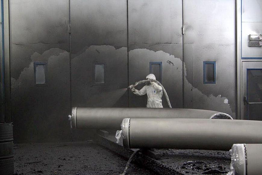 Двухкомпонентные полиуретановые покрытия для защиты нефтегазового оборудования и резервуаров