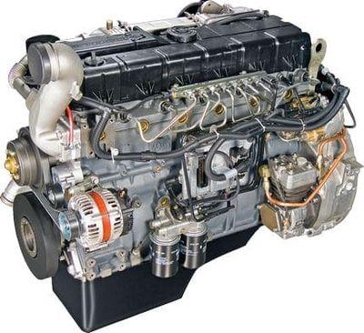 Двигатель ЯМЗ-536