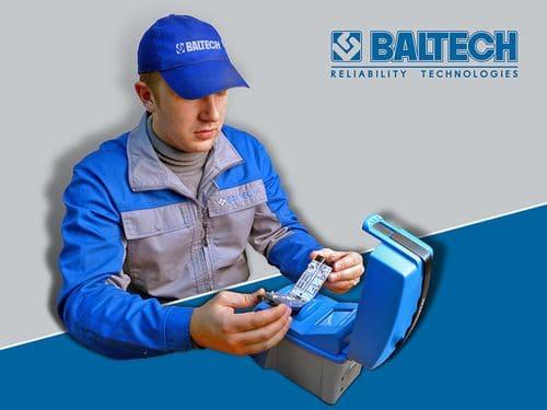 Вискозиметр BALTECH OA-5100