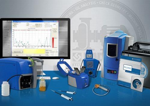 Мини-лаборатория для анализа масел и смазок BALTECH OA-5400