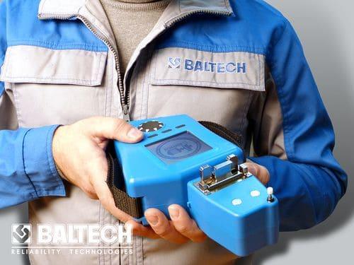 Мониторинг состояния смазочного масла промышленного оборудования