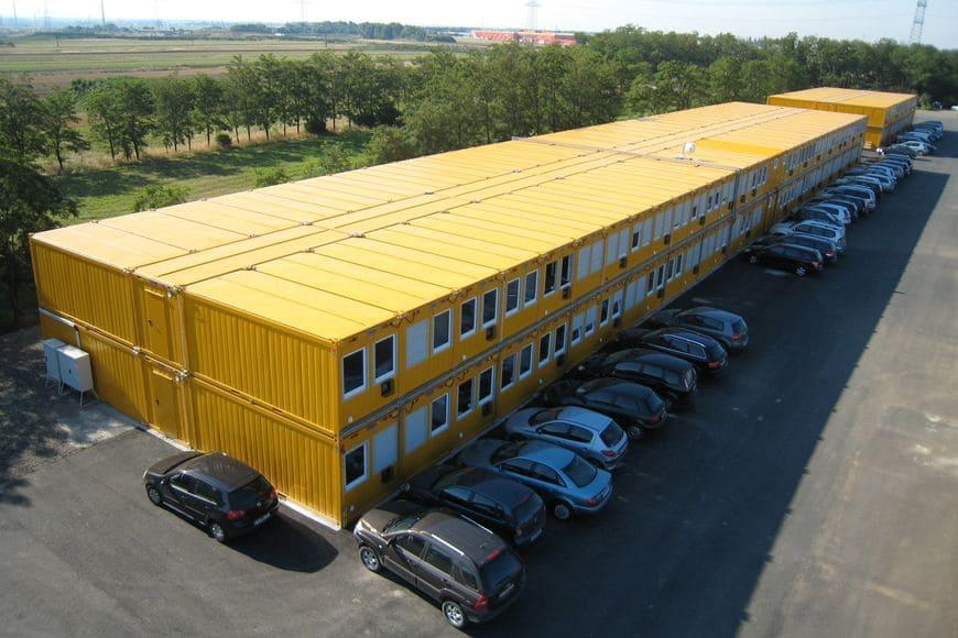 быстровозводимые жилищные системы на базе блок-контейнеров Containex