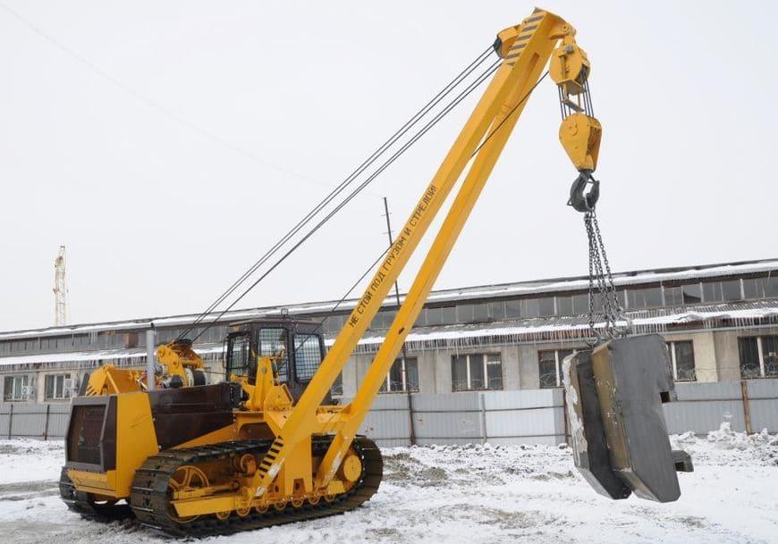 трубоукладчик ДСТ-Урал