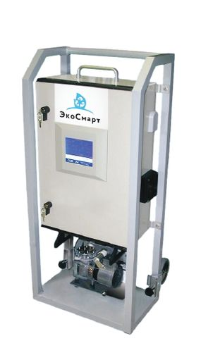 Система экологического мониторинга промышленных выбросов, АПК ЭкоСмарт