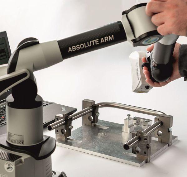 Контроль геометрии измерительных трубок с помощью координатно-измерительной 3D-установки на заводе «ЭлМетро»