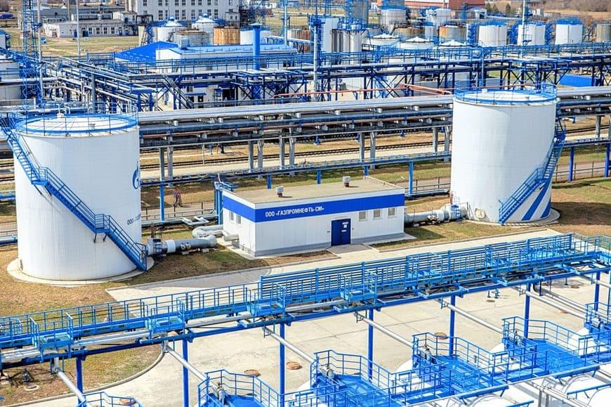 ООО «Газпромнефть-СМ» «ОЗСМ»