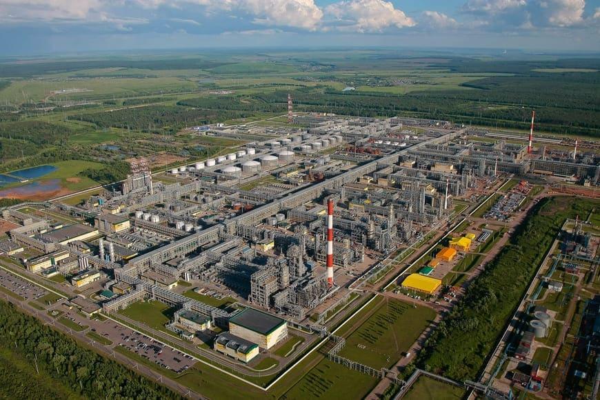 Система Permasense внедрена на современном комплексе нефтеперерабатывающих и нефтехимических заводов «ТАНЕКО»