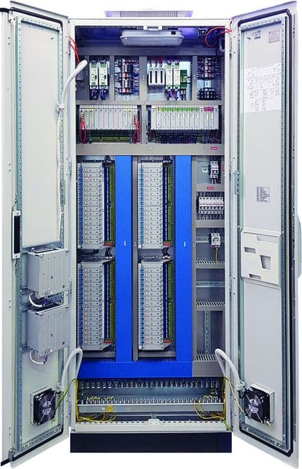 Типовой шкаф УСО на базе МКСО