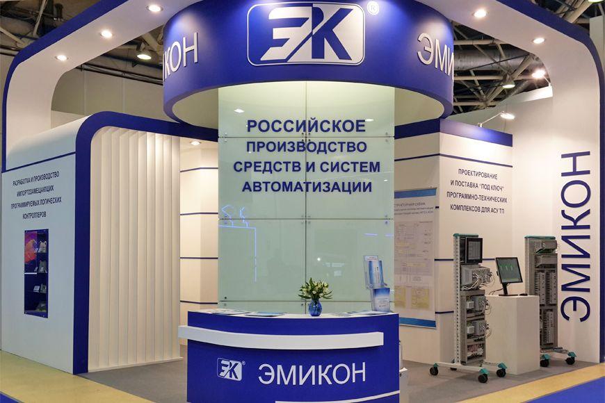 Компания АО «ЭМИКОН» приглашает посетить свой стенд на выставке «НЕФТЕГАЗ-2021»