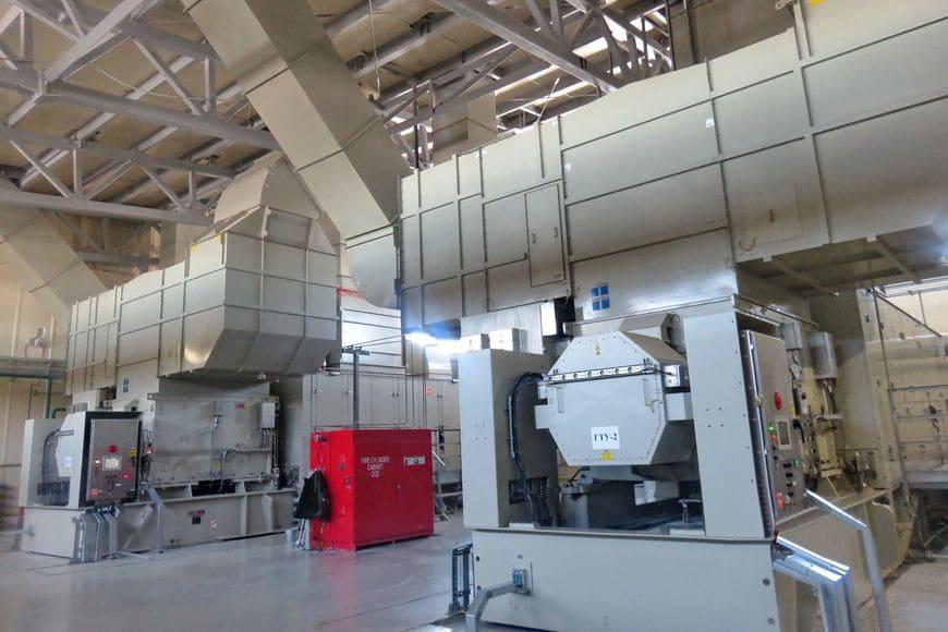 Газотурбинные установки Titan 130 производства Solar