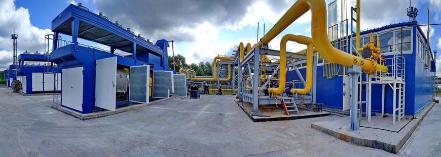 Система комплексной газоподготовки и газоснабжения «ЭНЕРГАЗ»