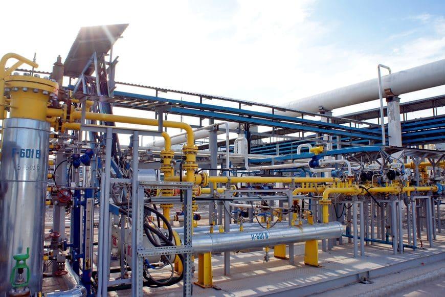Система газоподготовки для ДКС «Алан» (Узбекистан). В этой установке используются электрические подогреватели газа