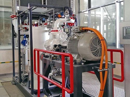 МГКУ «ЭНЕРГАЗ» внутрицехового исполнения – компактный и надежный агрегат