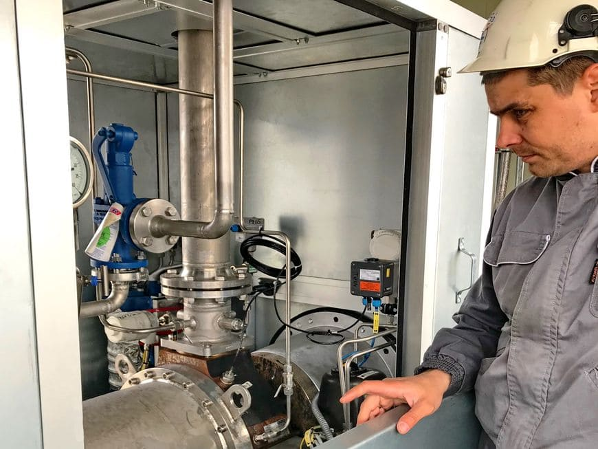 Собственные испытания оборудования завершают этап пусконаладочных работ
