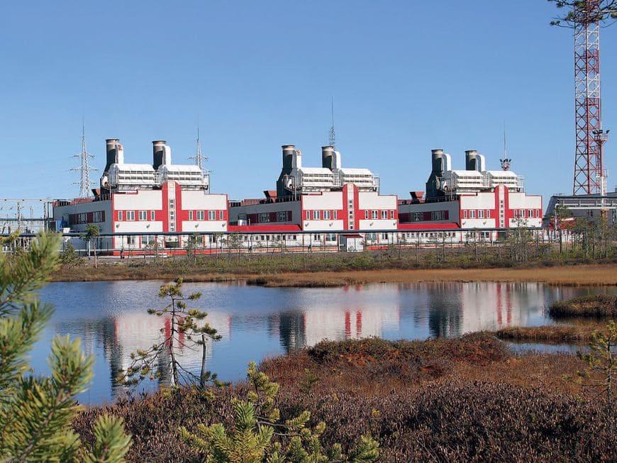 ГТЭС Ватьеганского месторождения (ЛУКОЙЛ-Западная Сибирь) работает на попутном газе
