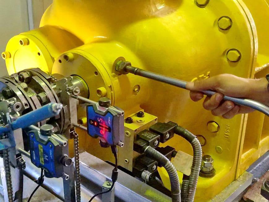 Настройка компрессорного оборудования КС №4 «Западный Тэбук» после модернизации