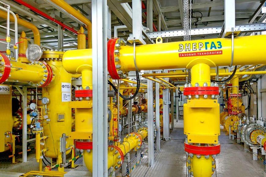 Многофункциональные установки подготовки газа ЭНЕРГАЗ