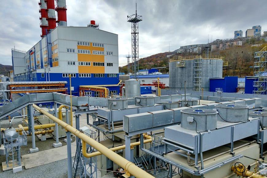 Комплексная подготовка топлива для газовых турбин на примере ГТУ-ТЭЦ «Восточная»