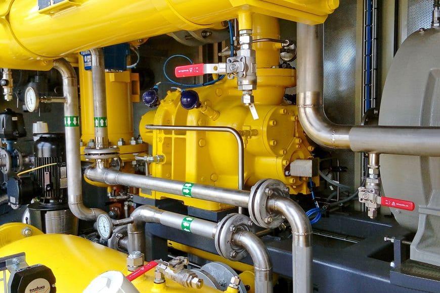 Современные газокомпрессорные технологии как фактор надежной эксплуатации генерирующего оборудования