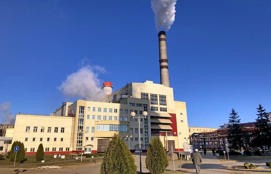 Парогазовый энергоблок ПГУ-230 Минской ТЭЦ-3