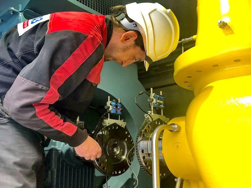Комплексный ввод оборудования выполнили специалисты компании СервисЭНЕРГАЗ