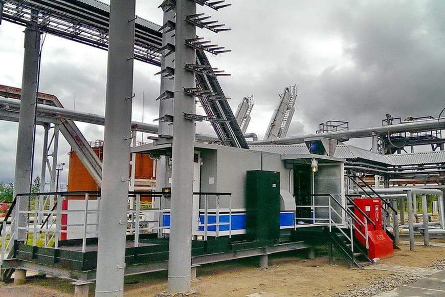 Вакуумные компрессорные станции «ЭНЕРГАЗ» прошли пятилетний рубеж эффективной эксплуатации на объектах «Томскнефти»
