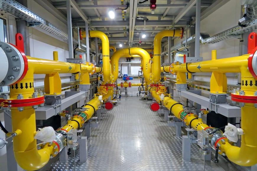 Газорегуляторный пункт «ЭНЕРГАЗ» обеспечит топливом печи прямого нагрева нефти на УПН «Уса-Тяжелая нефть»