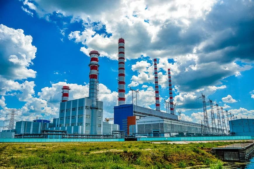 На Лукомльской ГРЭС началось строительство пиково-резервного энергоисточника