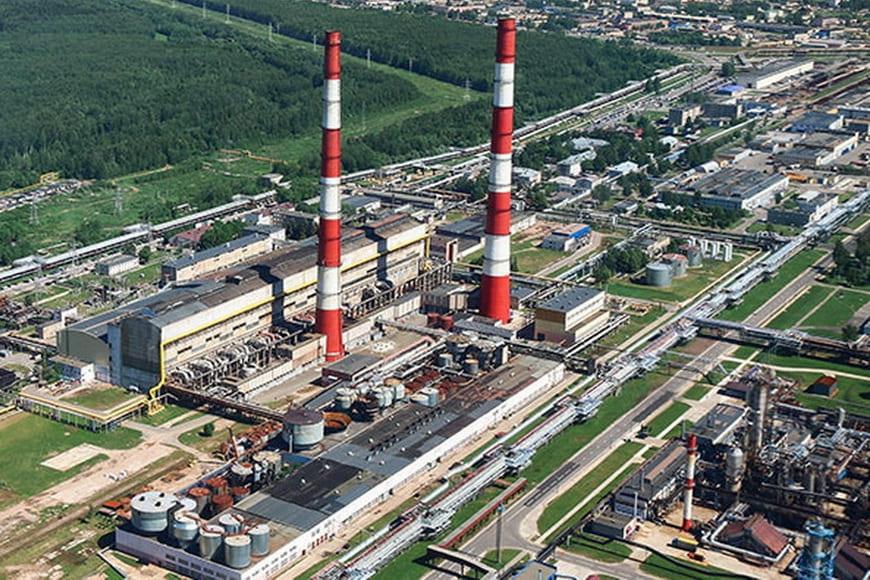 Резервная газотурбинная электростанция создается на Новополоцкой ТЭЦ в Беларуси