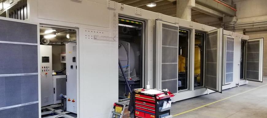 Заводские испытания оборудования перед отгрузкой