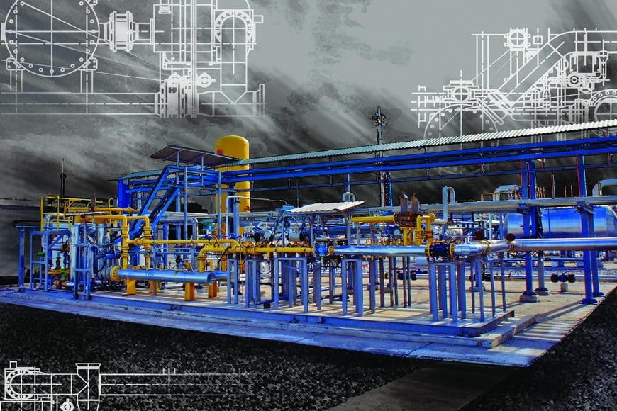 Система газоподготовки «ЭНЕРГАЗ» – 5 лет надежной эксплуатации в составе ДКС «Алан» в Узбекистане