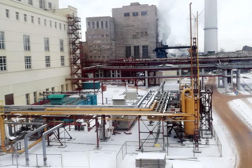 Модернизация системы газоподготовки для парогазового энергоблока ПГУ-230 Минской ТЭЦ-3