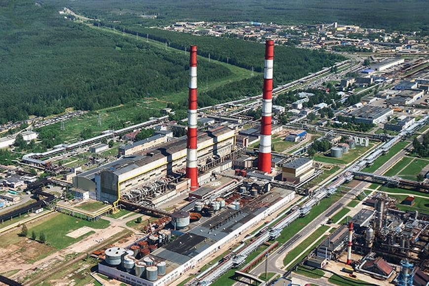 На Новополоцкую ТЭЦ доставлена первая партия оборудования для пиково-резервного энергоисточника