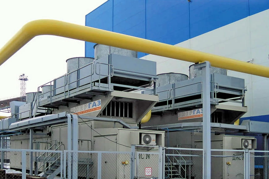75 тысяч часов превысила наработка ДКС топливного газа на парогазовом энергоблоке ПГУ-115 Воронежской ТЭЦ-2