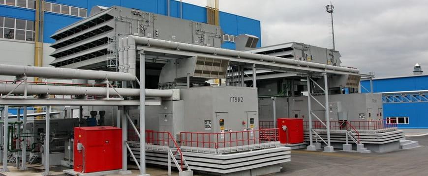 Газотурбинные установки LM6000 PD Sprint (GE)