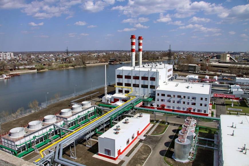 Парогазовая установка ПГУ-110 в Астрахани прошла 10-летний рубеж эффективной эксплуатации