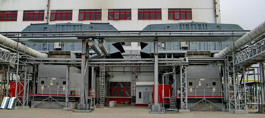 Газотурбинные установки LM6000 PF DLE Sprint (GE)