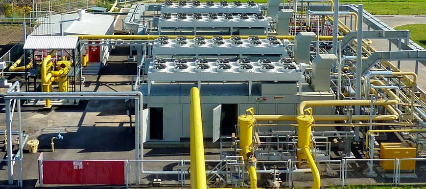 Система подготовки топливного газа «ЭНЕРГАЗ»