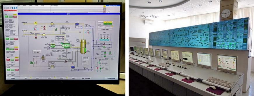Пульт дистанционного управления (автоматизированное рабочее место оператора - АРМ)