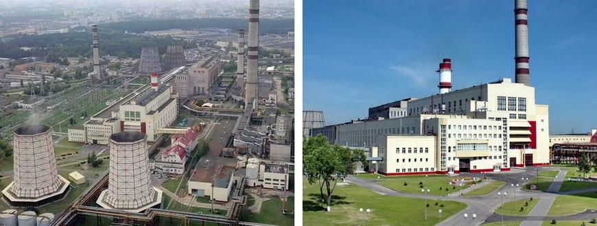 Минская ТЭЦ-3 и парогазовый энергоблок ПГУ-230