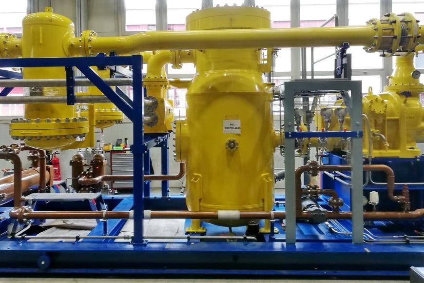 Современное оборудование топливоподготовки «ЭНЕРГАЗ» войдет в состав нового газотурбинного энергоблока на Актобе ТЭЦ в Казахстане
