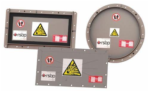 Взрыворазрядные панели (RSBP)