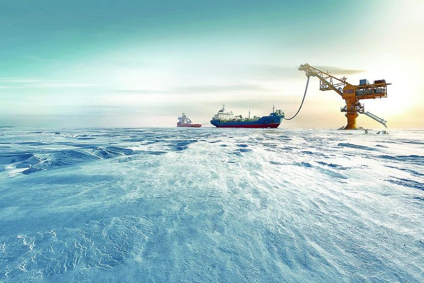 «Газпром нефть» расширяет географию поставок арктической нефти рынками Китая и других стран Азиатско-Тихоокеанского региона