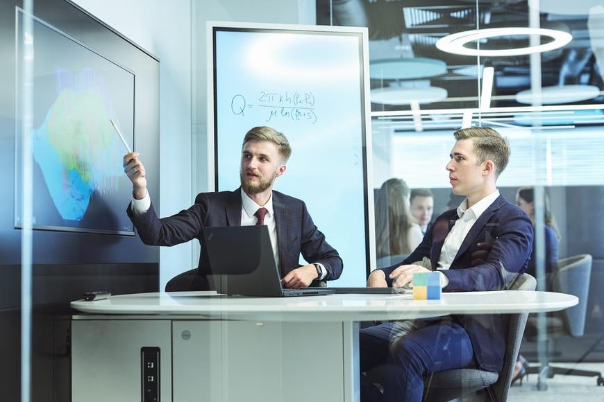Новое дочернее общество «Газпромнефть – Технологические партнерства» станет центром коммерциализации технологий в области разведки и добычи