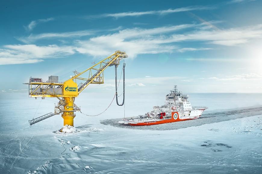 Доля арктической нефти в общем объеме добычи «Газпром нефти» превысила 30%