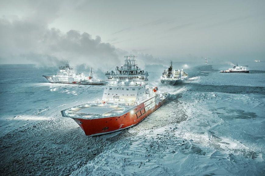 Цифровая система «Капитан» помогла «Газпром нефти» на 12% сократить расходы на морскую логистику арктической нефти